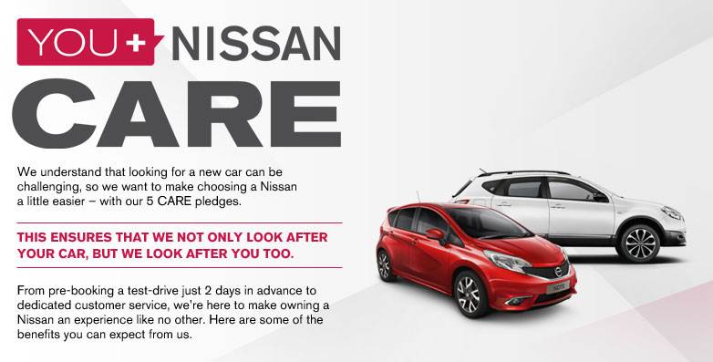 You + Nissan Care